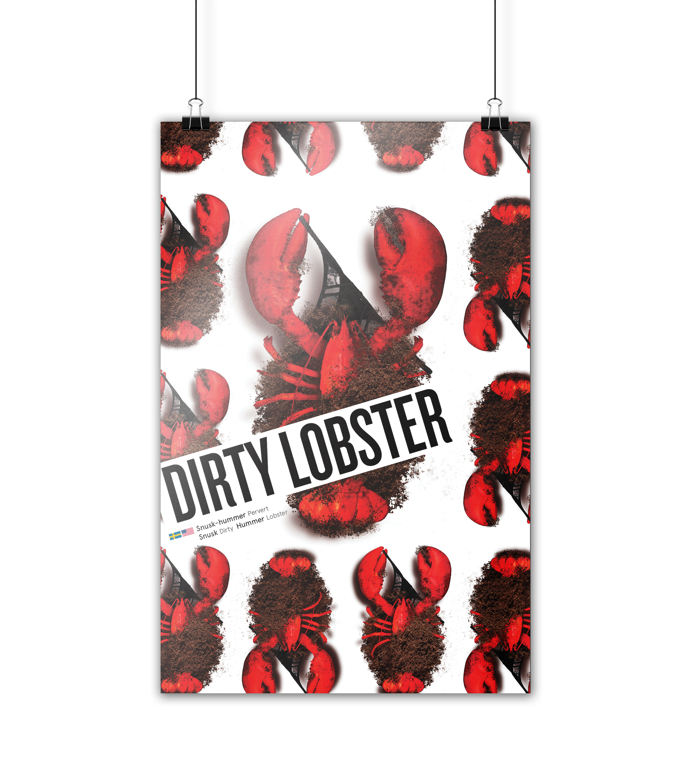 Dirty lobster